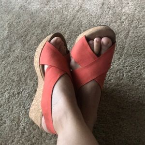 The most comfortable wedges ever!!